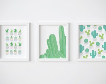 Plant Lovers Print Pack