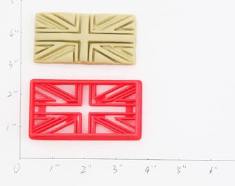 Union Jack Cookie Cutter
