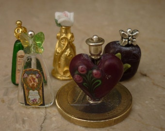 Group of 10 Perfumes with Glamour