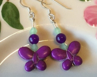 Butterfly Passion Earrings