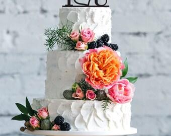 I Choose You engagement Cake Topper, I Choose You Cake Topper, Custom Wedding Topper, Engagement Cake Topper, Custom engagement cake topper