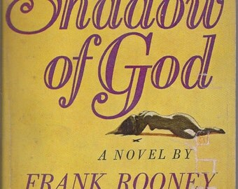Shadow of God (Mass Market Paperback) by Frank Rooney 1968