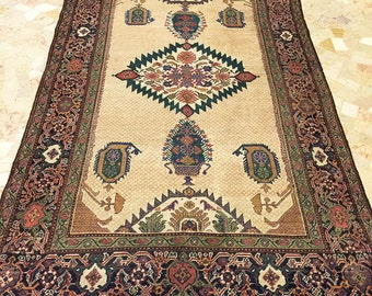 discount-20% old Persian saruk Carpet farahan