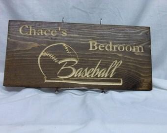 kids bedroom signs