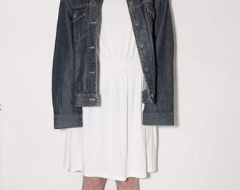 Long sleeve denim jacket