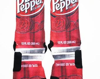 Dr. Pepper Nike Elite Socks