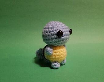 Amigurumi - Squirtle/Squirtle Pokemon