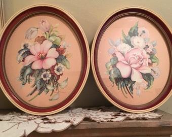 Georgia B Caldwell Floral Prints