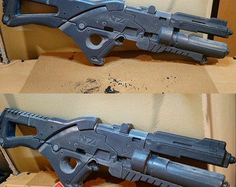 N7 Valkyrie Rifle Replica - Mass Effect Inspired (Kit)