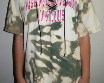 College Lace Up Tee (Washington State University in St Louis)
