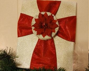 Christmas Gift Canvas Home Decor