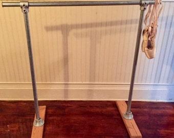 4' Individual Portable Ballet Barre