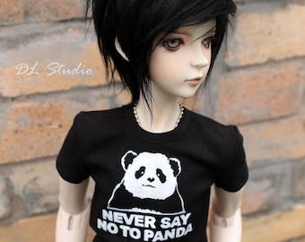 """BJD SD t-shirt """"Panda"""""""