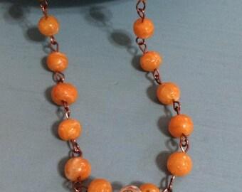 Simple Dainty Memorial Bead Bracelet