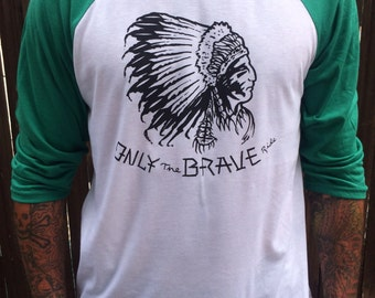 Only The Brave Ride Logo