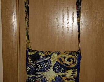 Doctor Who Exploding Tardis Mini Messenger Bag - PRICE REDUCED