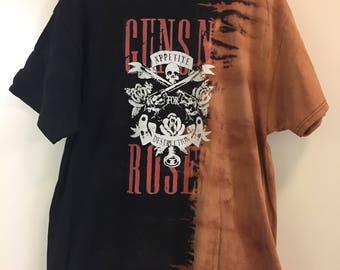 Bleached Guns N Roses T-shirt