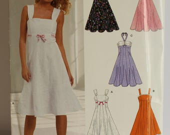 Simplicity New Look 6589 Women's dress pattern