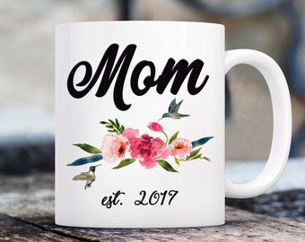 New Mom Mug, New Mom Gifts, Mommy to be mug, Mommy to be gifts, Mommy mug, Baby Shower Gift, New mom mug, Pregnancy Announcement, Coffee mug