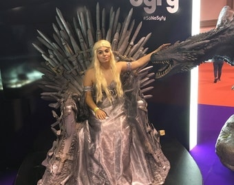 Khaleesi (Daenerys Targaryen) Wedding Dress - Game of Thrones Costume
