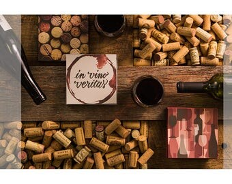 Wine Themed Party Napkins/ Cork Party Napkins/ Wine Party/ Wine Tasting Party Napkins/ Vineyard Party