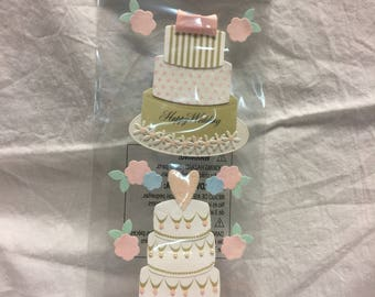 Jolee's Wedding Cakes Stickers