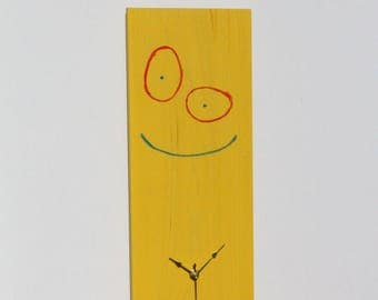 Plank Clock from Ed Edd n Eddy