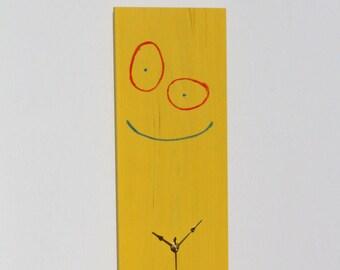 Plank Clock from Ed Edd n Eddy