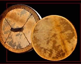 Navajo Antler NA Frame Drums