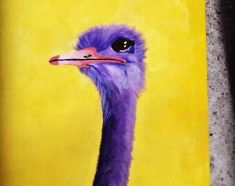 Custom Made Animal Paintings and Prints