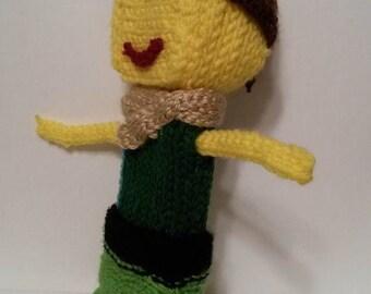 Cute handmade doll