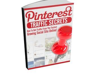 Pinterest Traffic Secrets - Social Media Marketing Ebook