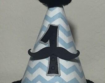 Mustache Party Hat