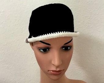 Hat Trilby Gr. 54-56cm crochet