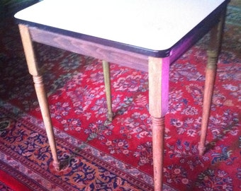 Small Granite Top Table