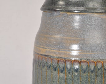 Handmade Ceramic Cookie Jar