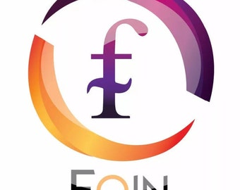 50 FoinCoin (FOIN) CryptoCurrency Wallet with 50 Coins with Addess UID and PassWord Key. Alt Cryptocurrency
