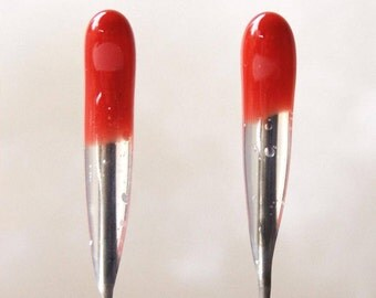 38 Star Felting Needles 2 Pack RED SUPERSTAR