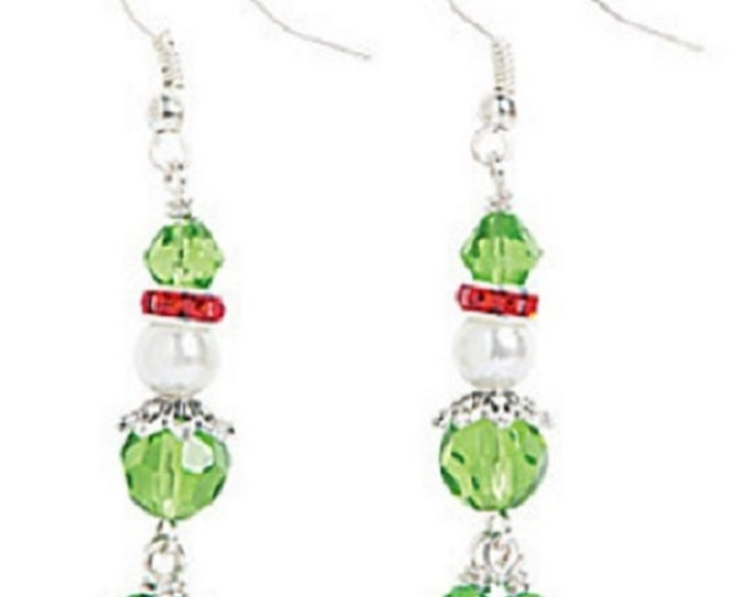 Pearl Elf Earrings