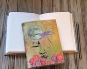 Peaceful Moments 07 journal -  peace dream life meditation  gratitude journal - tremundo