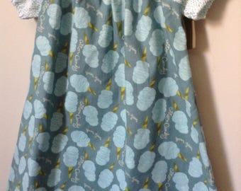 Sweet cotton candy dress