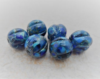 Handmade Lampowrk Beads, Handmade Glass Beads