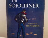 1953 The Sojourner-Marjorie Kinnan Rawlings-HC First Edition w/Dust Jacket