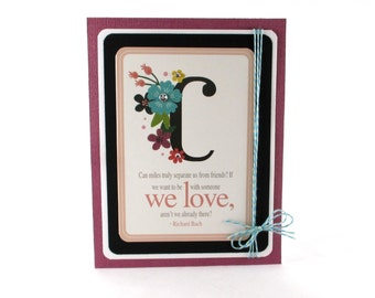 Friendship cards, I love you cards, Just because cards, Thinking of you cards, Best friend cards, greeting cards