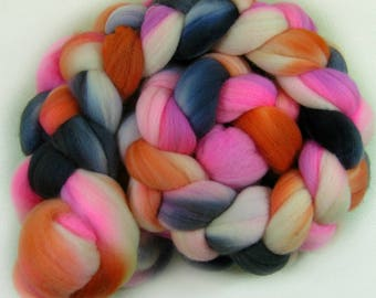 Maja 2 merino wool top for spinning and felting (4.1 ounces)