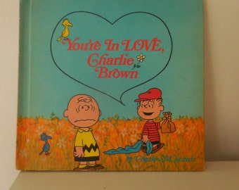 You're In Love, Charlie Brown First Edition