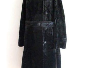 Vintage seal fur coat – Etsy