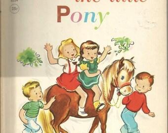 1950s Elf Children's Book Chester the Little Pony Hardback Vintage Children's Book Vintage Storybook
