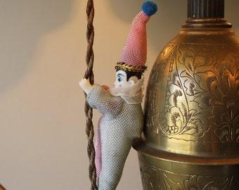 Vintage Miniature Clown