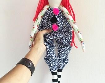 "Handmade Doll 24"""